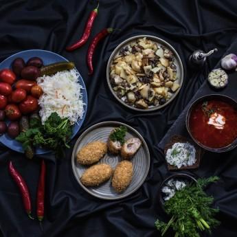 Київська вечеря — пропозиція на 2-4 особи