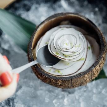 Кокосовий десерт